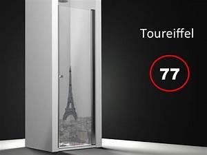 paroi de douche longueur 65 porte de douche 65 x 195 cm With porte de douche anti calcaire