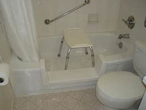 Bathe safe walk in bathtubs bathe safe tub cuts bathe for Bathroom conversions for elderly