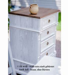 Highboard Echtholz Trendy Shan By Wolf Mbel With