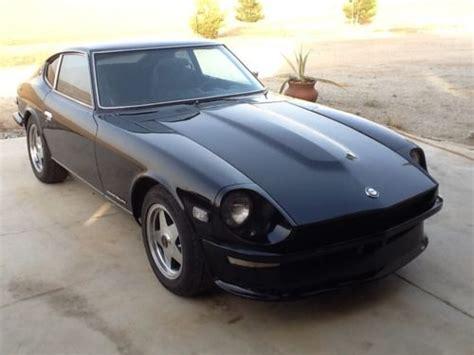 Black Datsun by Purchase Used Datsun 240z 1971 Ls1 4l60e Vintage Air Ac