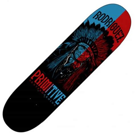Primitive Skateboard Decks Uk by Primitive Skateboarding Primitive Honcho Skateboard Deck 8