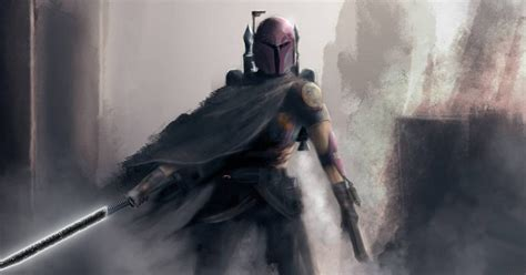 Star Wars: Why The Darksaber May Be Key to The Mandalorian ...