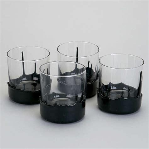 Whiskey Barware by Gentleman S Glassware Dipped Whiskey Glasses