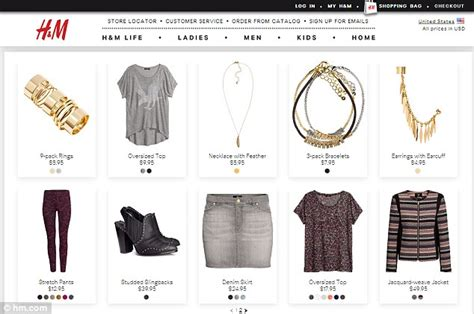 H&m Home Decor Online : H&m Online Store Finally Launches In The U.s. After