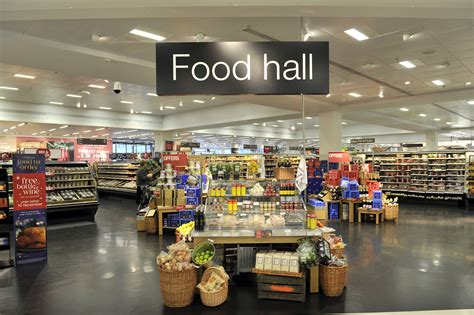 M&s Home Design Service : Marks & Spencer Food Sales Outperform Market