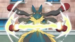 Aura Pokemon Images | Pokemon Images
