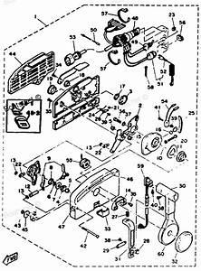 Yamaha 703 Remote Control Problem