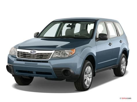 2010 Subaru Forester Prices, Reviews & Listings For Sale
