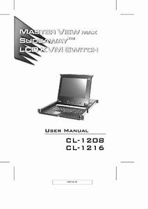 Cl-1216 Manuals