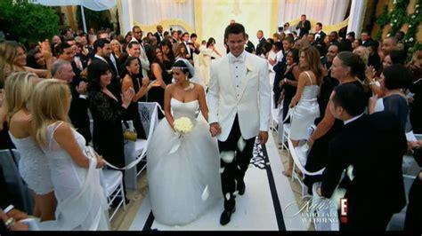 Inside Kim Kardashian's Wedding
