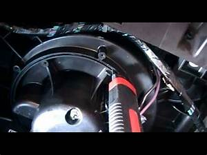 Replacing A Ac    Heater Blower Fan On A 2008 Chevrolet