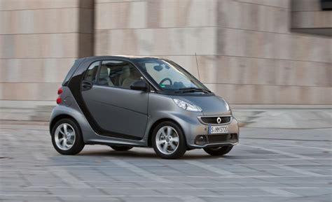 smart car car and driver