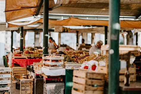 Farmers' market - - ochs und junior