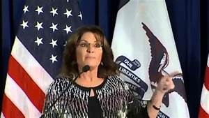 Sarah Palin: Endorsement Speech for Donald Trump [Mashup ...