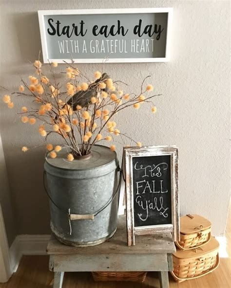 switch   plants  message   season   home fall decor farmhouse decor