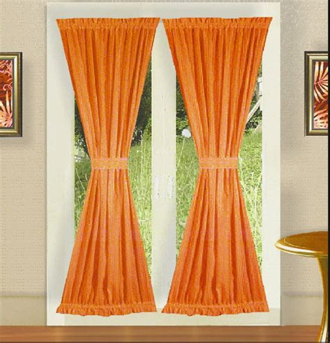 blinds or curtains for doors