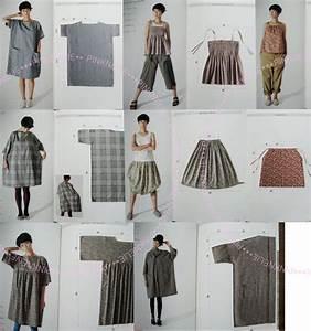 Yoshiko Tsukiori Cute Straight Easy Sewing Japanese Craft