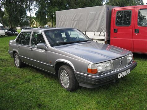 Where Is Volvo From by Volvo 960 Wikip 233 Dia