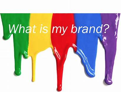 Branding Personal Brand Reflection Woman Derramada Person