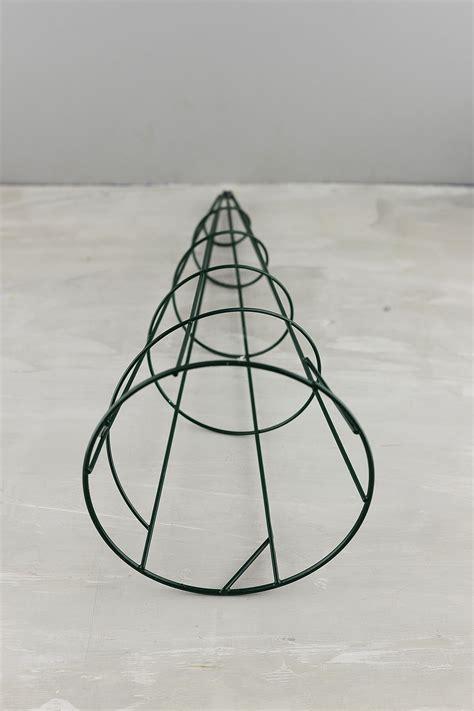 wire topiary cone