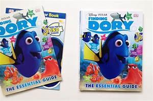 Dk Books Disney Pixar Finding Dory Essential Guide