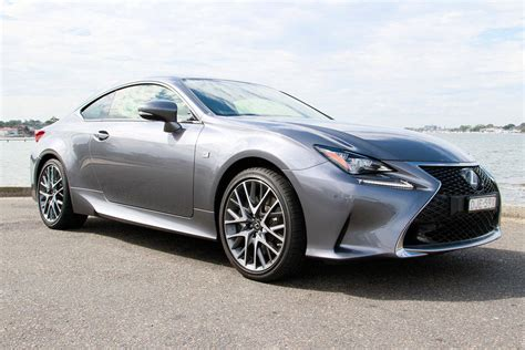 Cars Lexus Sports by Lexus Rc200t F Sport 2017 Review Carsguide