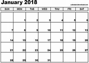 january 2018 calendar template monthly calendar 2017 With templates by vertex42 com