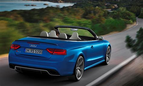 2014 Audi Rs5 0 60 by 2014 Audi Rs5 Cabriolet Buyers Guide Black Optics Vs