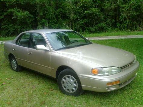 2 door toyota camry buy used 1996 toyota camry le sedan 104k 4 door 2 2l in