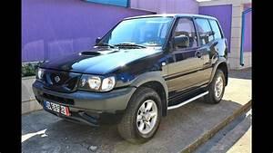 Nissan Terrano 2 2 4 2000 118hp