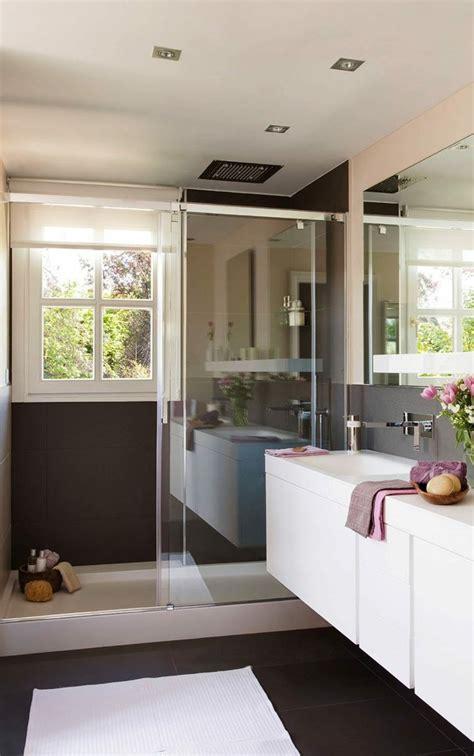 comment faire un bain de si鑒e salle de bain 30 idées d aménagement