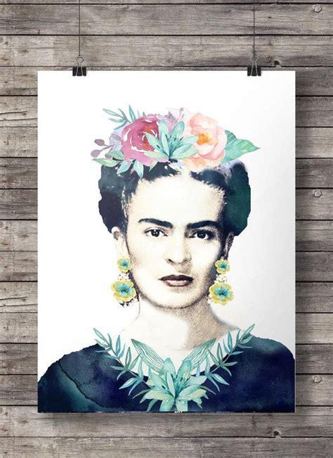 Die Besten 25+ Cuadros Frida Kahlo Ideen Auf Pinterest