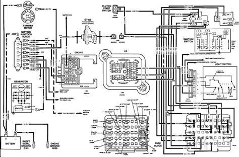 Free Wiring Diagram Gmc Sierra Brake