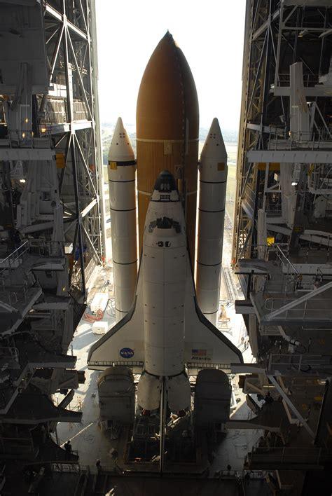 NASA - Atlantis One Step Closer to Launch