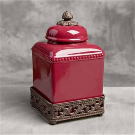 burgundy kitchen canisters tuscan kitchen canister sets small tuscan canister