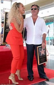 Leona Lewis flaunts engagement ring at Simon Cowell's Walk ...