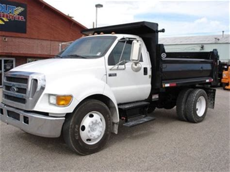 05 Ford F650 Dump Truck - Buy Ford Dump Truck Product on