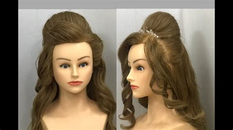 puff hairstyles  party  function easy hairstyles
