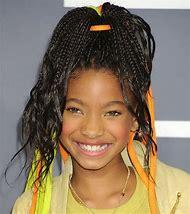 Little Girl Hairstyles African American Braids