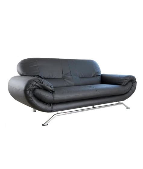 canapé simili cuir noir canape simili cuir noir reverba com