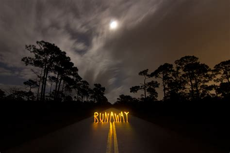 Light Painting Landscapes By Jason D. Page