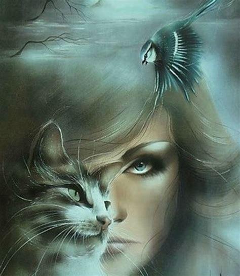 pin  suenos  art cat art cats illustration animal