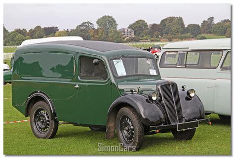 Morris Twelve Y-type Van