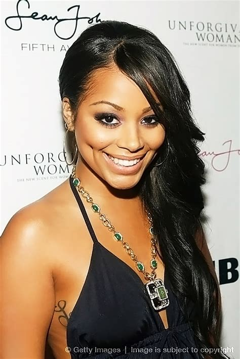Lauren London Nude And Sexy Pics And Threesome Sex Scene