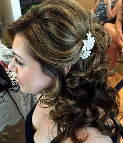 ravishing mother   bride hairstyles wedding