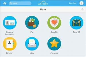 Workday home pa... Workday Login
