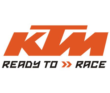logo ktm ready  race  vector  logo