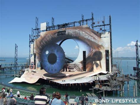 Bregenz Open Air Theatre, Austria | Bond Lifestyle