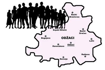 Procenjen broj stanovnika u opštini Odžaci  Radio Odžaci