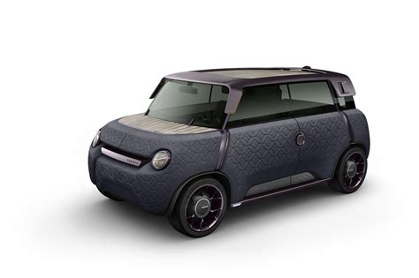 Toyota Mewe Concept Is A Multifunction Tupperware Car [w